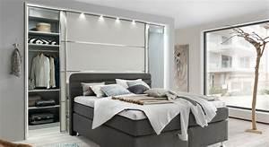 Begehbarer Kleiderschrank Weiß : begehbarer kleiderschrank wei seitliche schiebet ren gladwin ~ Orissabook.com Haus und Dekorationen