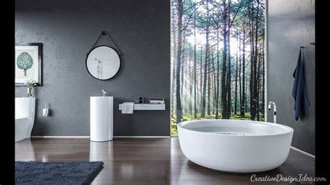 modern bathroom design  trends  dream home