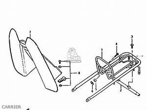 Suzuki Fa50 1985  F  Parts List Partsmanual Partsfiche