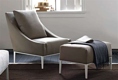 Jean Armchair Long By Antonio Citterio For B&b Italia