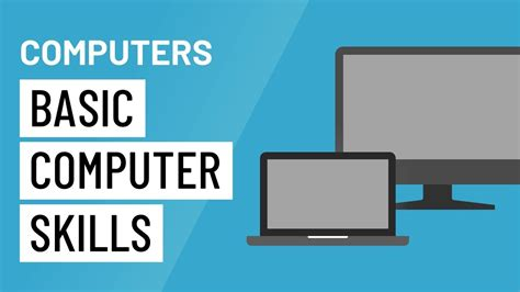 Computer Courses by New Course Basic Computer Skills