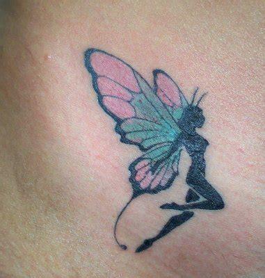 Tatouage Elfe Papillon  Tatouage Elfique Sur
