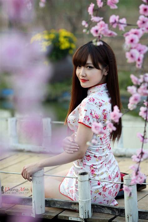 Tuyển Tập Girl Xinh Gái đẹp Việt Nam Mặc áo Dài