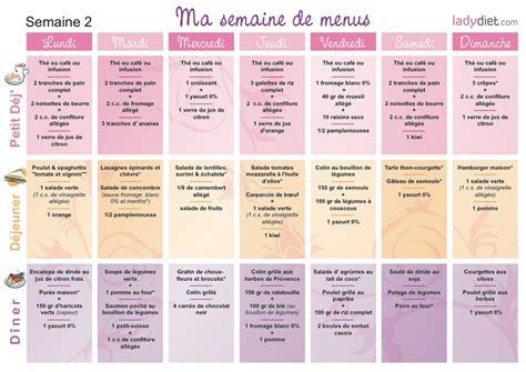 menu semaine cuisine az idées menus pour la semaine pas cher