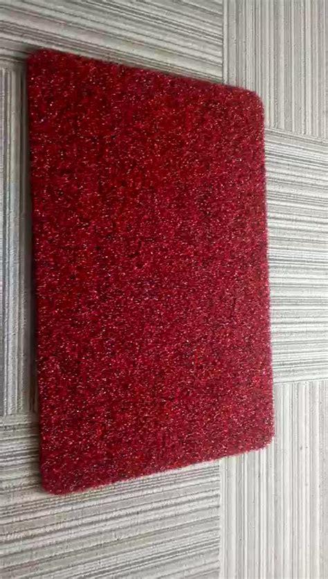 Waterproof Door Mat by New Design Custom Waterproof Entrance Door Mat Plastic