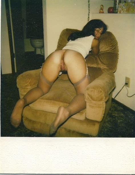 2 Porn Pic From Vintage Polaroid Amateurs Sex Image
