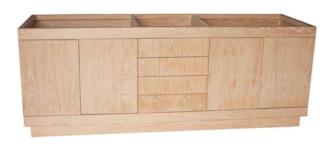 kitchen cabinets with drawers custom bathroom cabinet in cerused white oak mortise tenon 6468