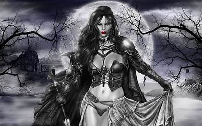 Vampire Gothic Horror Dark Wallpapers Wallpaperup