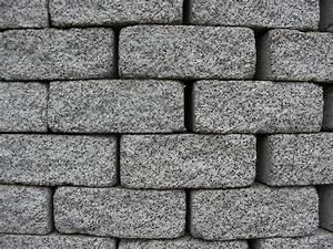 Steine Für Trockenmauer : 2 df betonstein f r gartenmauer ~ Michelbontemps.com Haus und Dekorationen