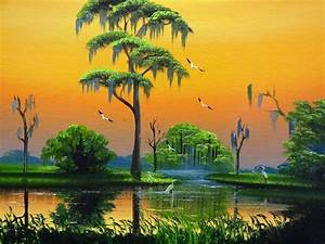 Florida Highwaymen Art Exhibit In Palmetto, FL | Exhibit ...