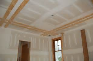 Semi Vaulted Ceiling by Tile And Trim Modern Craftsman Style Home