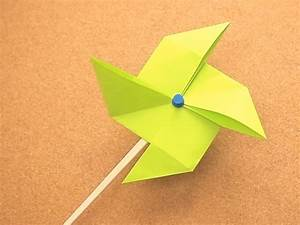 How to Make an Origami Pinwheel: 11 Steps (with Pictures)