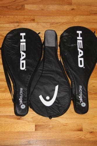 head tennis racquet cover ebay