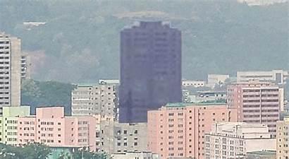 Building Collapse Korea North