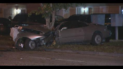 year  girl killed  hialeah car crash