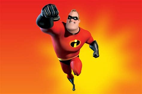"""Mr. Incredible (""""the Incredibles"""""""