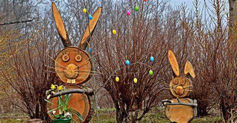 Osterdekoration Für Den Garten by Osterfest Das Heiligste Der Christen