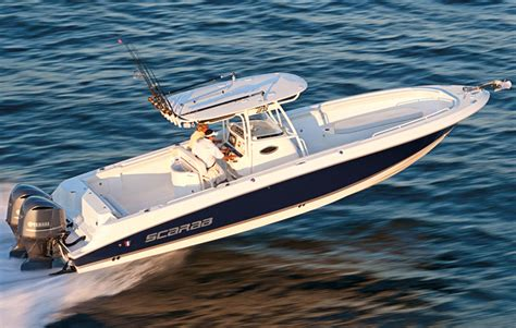 Offshore Tournament Boats by 2017 New Wellcraft 35 Scarab Offshore Tournament Center