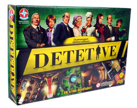 detetive jogo estrela tabuleiro jogos os marcaram anos brisa muita eram descricao descobrir vezes deste assassinato identidade desafios estao detalhes