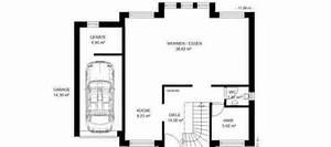 Haus Mit Integrierter Garage : wandelbare stadtvilla mit integrierter garage ~ Frokenaadalensverden.com Haus und Dekorationen