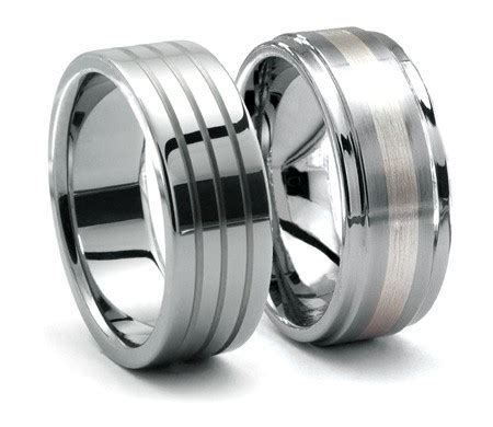 new metals for s wedding bands