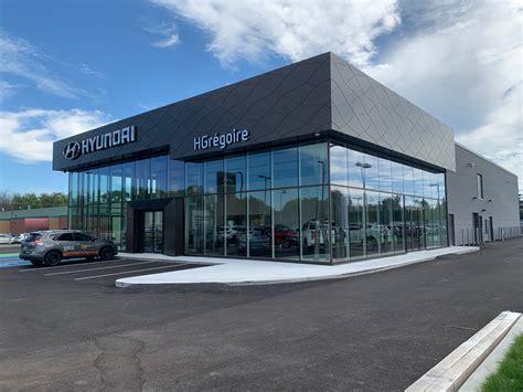 HGrégoire opens Hyundai dealership on Île-Perrot | HGregoire