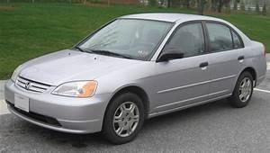 Honda Civic  Seventh Generation