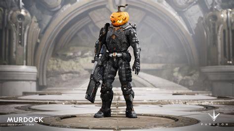 paragon celebrates halloween  spooky skins mmoscom