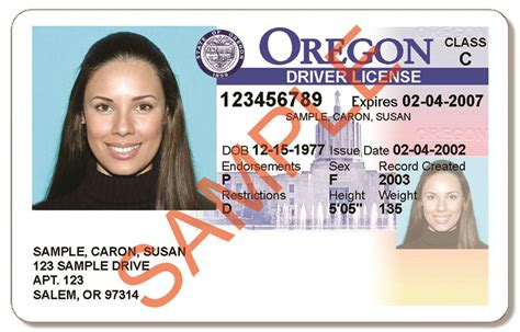 Oregon Issues First Gender-neutral State Id Cards