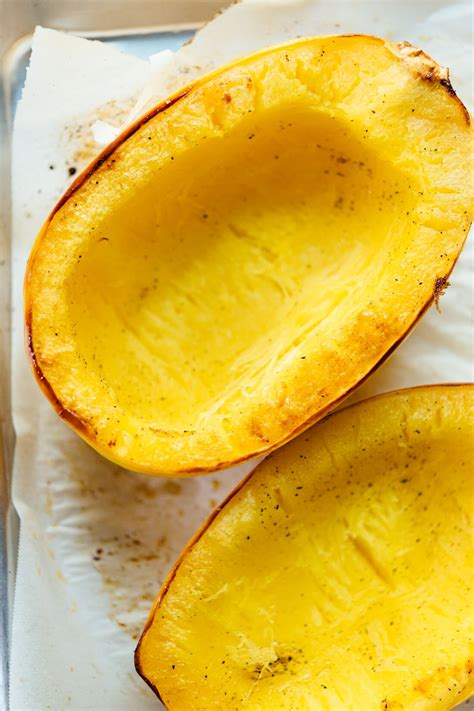 How Cook Spaghetti Squash The Best Way Cookie Kate