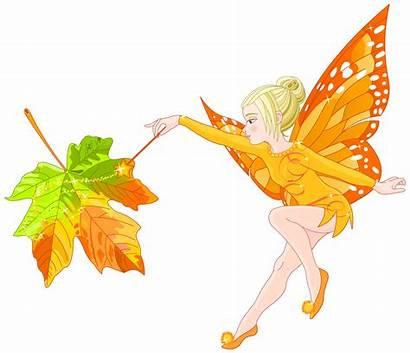 Fairy Clipart Autumn Fall Yopriceville Transparent