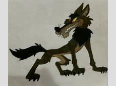 Sergei the Wolf by Ben10magician on DeviantArt