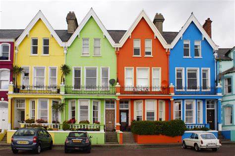 Colourful House colourful houses decorator s notebook