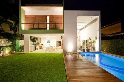 Casas Minimalistas Y Modernas Casa Moderna En San Pablo