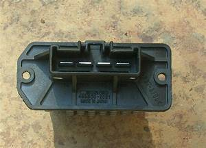 Toyota Blower Motor Linear Controller