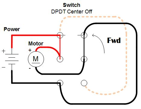 dpdt switch wiring diagram forward electric motor forward motor wiring diagram 36 wiring diagram