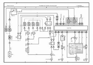Diagram  2012 Toyota Camry Headlight Wiring Diagram