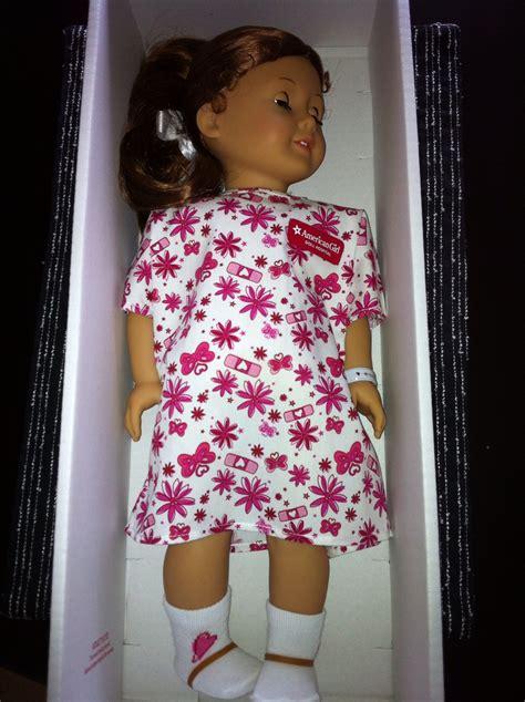 sending  american girl doll   doll hospital saree