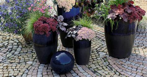Garten Herbst Bepflanzung by Herbstbepflanzung F 252 R T 246 Pfe Und K 252 Bel Mein Sch 246 Ner Garten