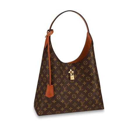 flower hobo monogram canvas handbags louis vuitton