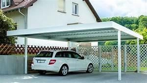 Carport Ohne Stützen : 4 pfosten carports carport in holz alu stahl carport bausatz ~ Sanjose-hotels-ca.com Haus und Dekorationen