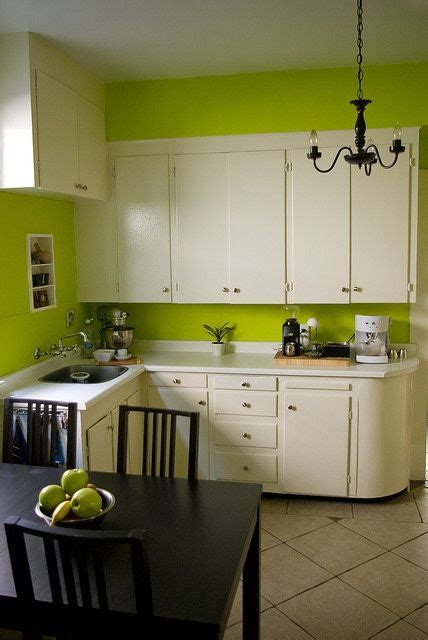 23+ Wondrous Kitchen Decor Green