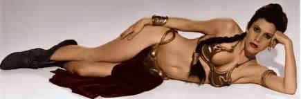 Official Princess Leia's Gold Bikini Thread - Blu-ray Forum