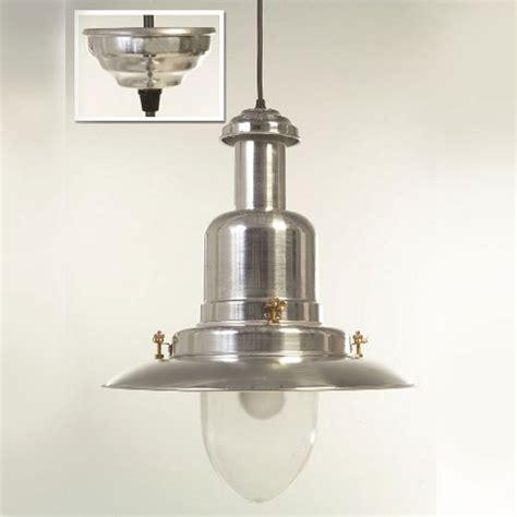 large pendant lights for kitchen large fishermans ceiling pendant light aluminium 8901