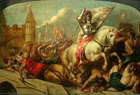 the siege of orleans joan of arc by helen castor fictionfan 39 s book reviews