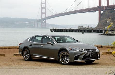 Modifikasi Lexus Ls by Sedan Premium Ls 500 Resmi Ramaikan Pasar Otomotif