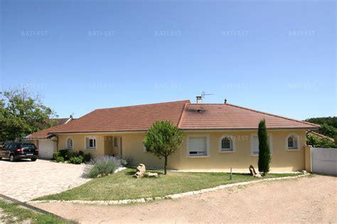 modele de maison plain pied cornaline maisons de plain pied nos r 233 alisations accueil bati est
