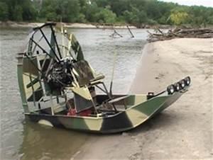Mini Airboat Plans Free Plans DIY Free Download leo kempf