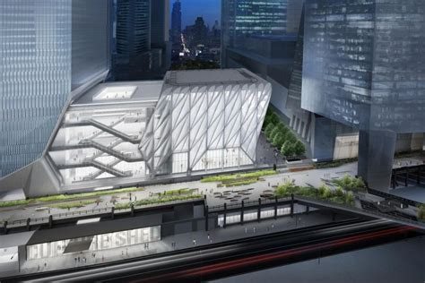 Culture Shed Hudson Yards by Hudson Yards Culture Shed Shen Milsom Wilke
