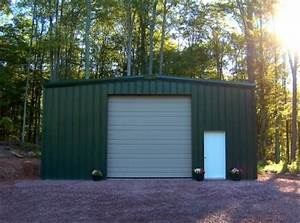 2539 x 4039 x 1639 prefab metal barn garage storage building kit With 25 x 25 steel building